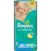 Pampers Active Baby-Dry 11-18 кг (50) фото