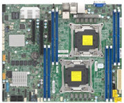 Supermicro MBD-X10DRL-CT фото